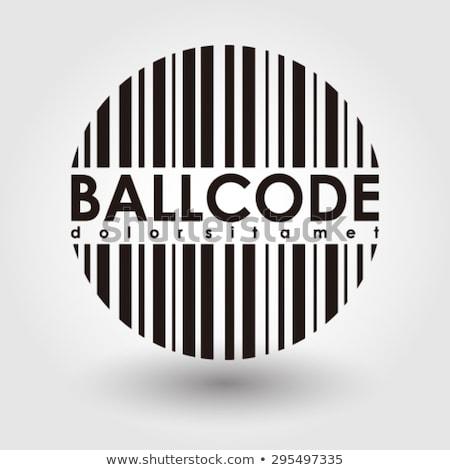 Succes barcode glas business informatie verkoop Stockfoto © fuzzbones0