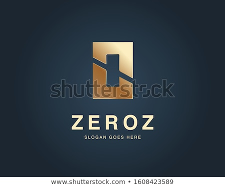 0 number vector golden web icon stock photo © rizwanali3d