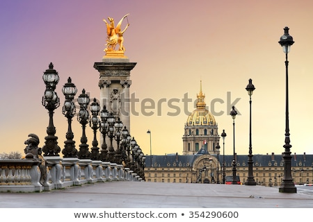 Les Invalides - Paris, France Stock photo © hsfelix