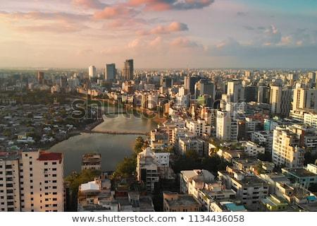 Dhaka · Bangladesh · branco · asiático · Ásia - foto stock © meinzahn