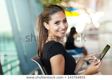 kadın · Asya · eller - stok fotoğraf © rastudio