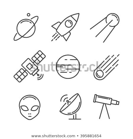 天文学 · デザイン · レトロな · 科学 · 占星術 · 楽器 - ストックフォト © andrei_