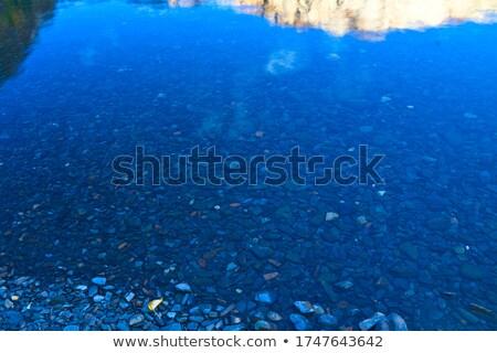 лавры горные озеро небольшой Невада Сток-фото © pancaketom