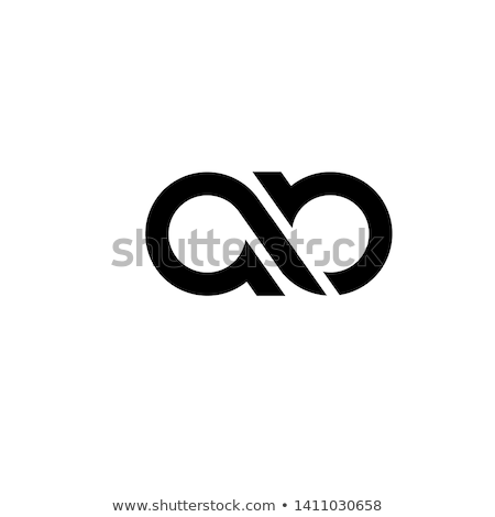 Egyszerű levél logo vállalati logoterv vektor Stock fotó © krustovin