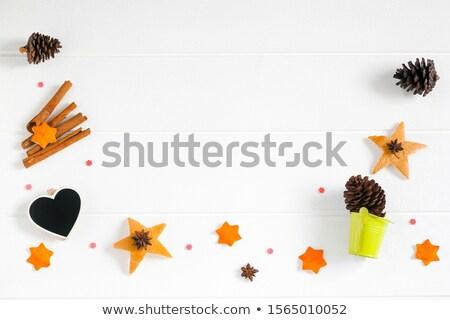 nowego · tablicy · działalności · tekstury · drewna - zdjęcia stock © Ansonstock