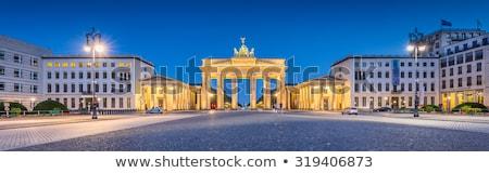 Pariser Platz in Berlin Stock photo © aladin66