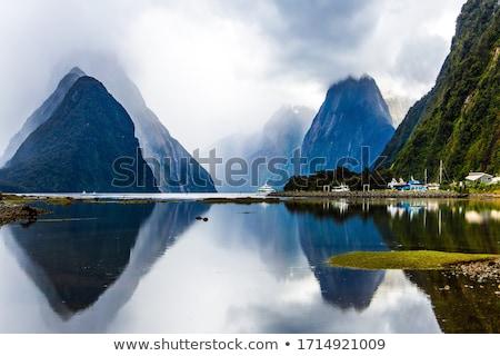 South Island New Zealand  Stock photo © jeayesy