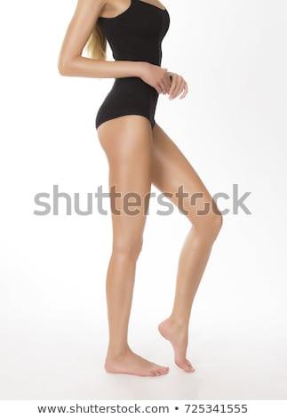 Perfect female legs stock photo © Nobilior