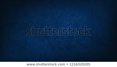 sötét · kék · vászon · textúra - stock fotó © redpixel