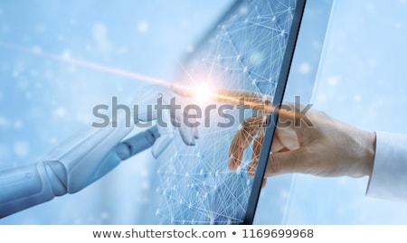 Business Robot Stock photo © blamb
