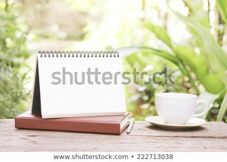 pagina · calendario · data · oggi · carta - foto d'archivio © inxti