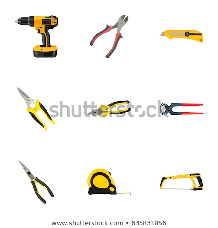 nippers with plastic handles stock photo © vlad_star