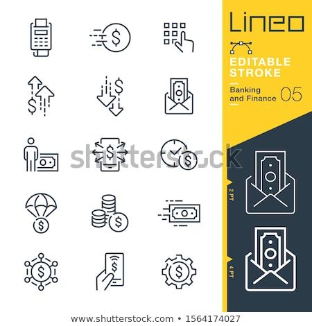 3D · доллара · символ · многие - Сток-фото © 4designersart
