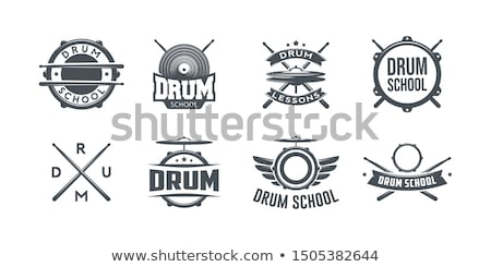 Drum Stock photo © carloscastilla