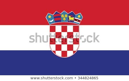Сток-фото: флаг · старые · бумаги · текстуры · дизайна · фон