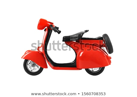 toy scooter Stock photo © perysty