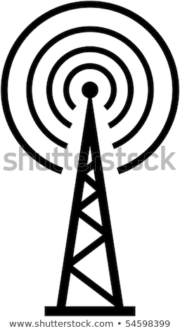Radio translation. RTR – Vector illustration stock photo © Mr_Vector