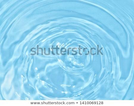 Wasseroberfläche abstrakten grünen Welle cool Flüssigkeit Stock foto © gavran333