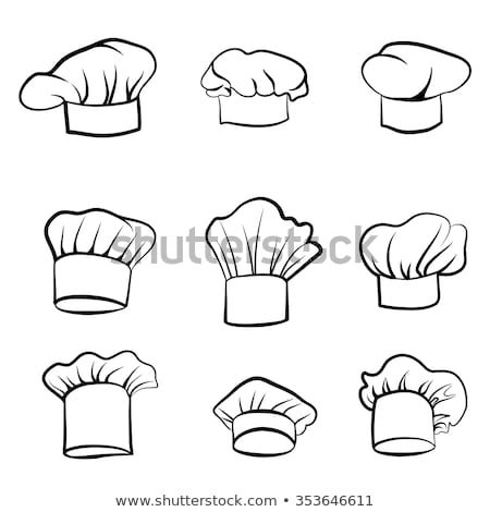 headdress cooks Stock photo © mayboro1964