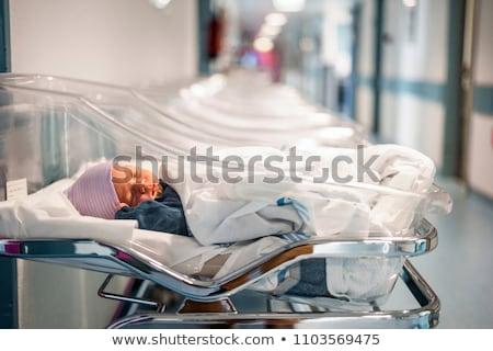 спальный · ребенка · здоровья · больницу - Сток-фото © deyangeorgiev