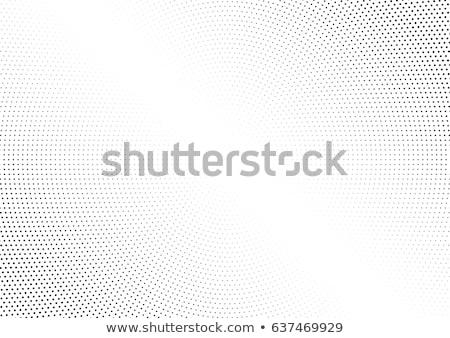 Propre pointillé vecteur texture blanche décoratif Photo stock © ExpressVectors