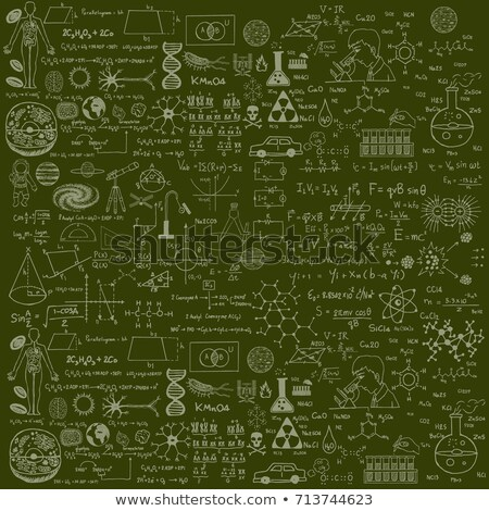 Geography Chalkboard Stock photo © make