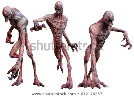 Alien Monster Stock photo © fizzgig