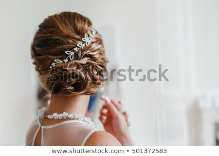 style of bride Stock photo © seenad
