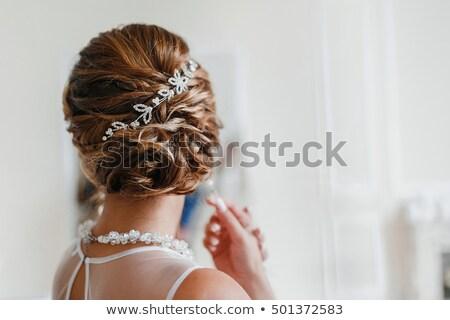 style of bride stock photo © seenad
