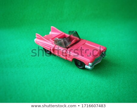 racing car in pink color stock photo © bluering