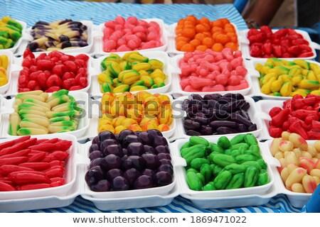 türk · zevk · Türkiye · gıda · pazar · tatlı - stok fotoğraf © smuki
