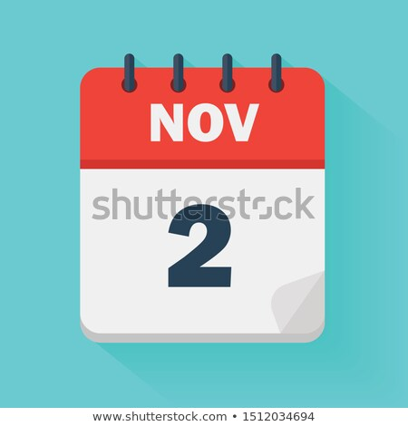 2nd November Stock photo © Oakozhan