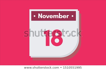 18th November Stock photo © Oakozhan