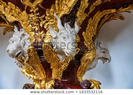 Церкви · небе · стены · путешествия · архитектура · религии - Сток-фото © lianem