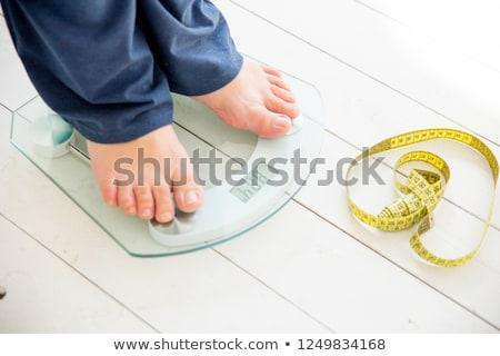 Child Gaining Weight Stock photo © Lightsource