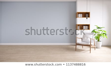 interior · quarto · casa · cama · brinquedos · lâmpada - foto stock © monkey_business