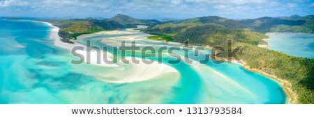Beautiful beaches and inlets of Australia Stock photo © lovleah