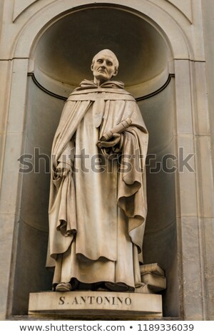 antoninus of florence monument in florence italy stock photo © boggy