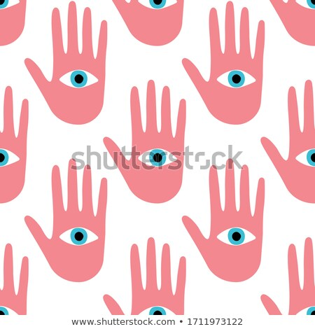 Psychic Palm Reader Stock photo © cteconsulting