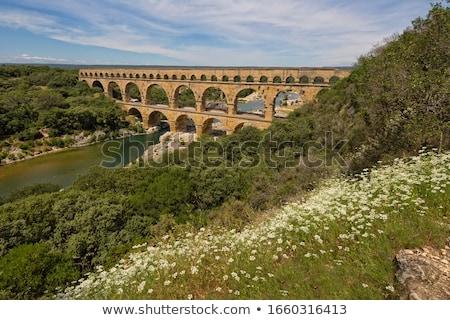 historisch · Romeinse · forum · Rome · schilderachtig - stockfoto © xbrchx