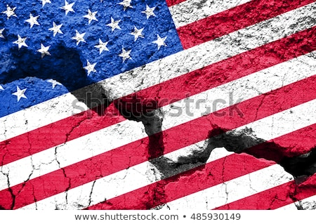 Divided America Stock photo © Lightsource