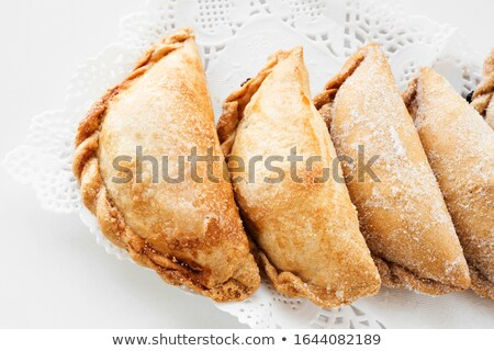 pastissets, typical pastries of Catalonia, Spain Stock photo © nito