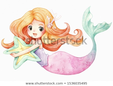 the little mermaid stock photo © leeser
