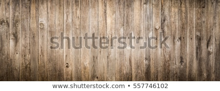 Stock photo: old wood plank background texture