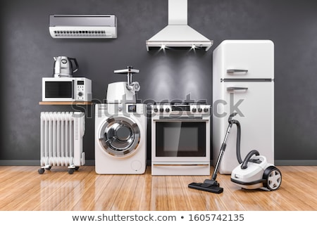 Stock photo: household appliances