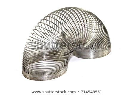 Slinky spring toy stock photo © Mazirama
