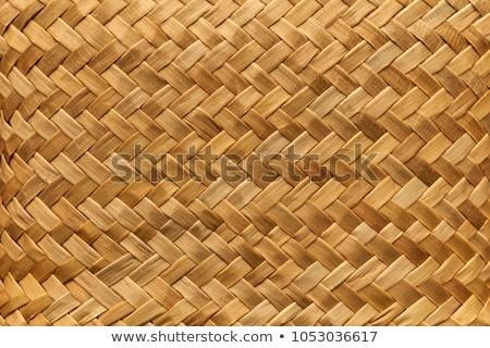 Polinésio estilo decoração homem arte assinar Foto stock © lirch