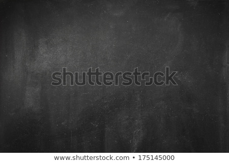 Chalkboard background with a chalk drawing frame Stock photo © bbbar