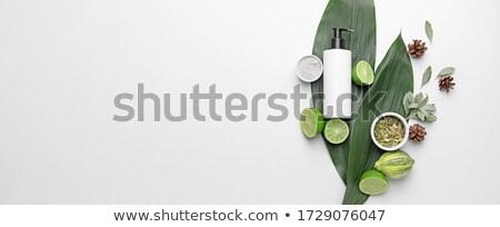 şampuan · büyük · şişe · yalıtılmış · beyaz · tıbbi - stok fotoğraf © ozaiachin