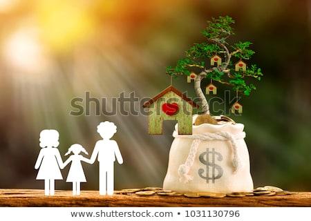 Growing Family Stock photo © Lightsource